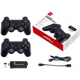 Consola Arcade Stick HDMI + 2 Mandos inalámbricos - 3555 Juegos