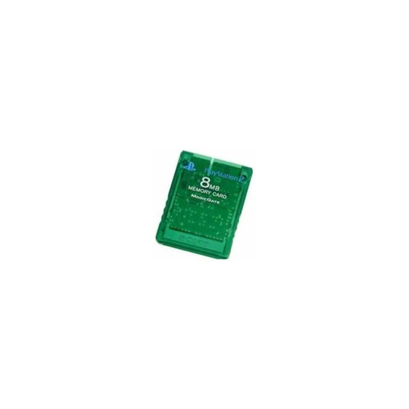 Memory card 8Mg SONY - Verde -