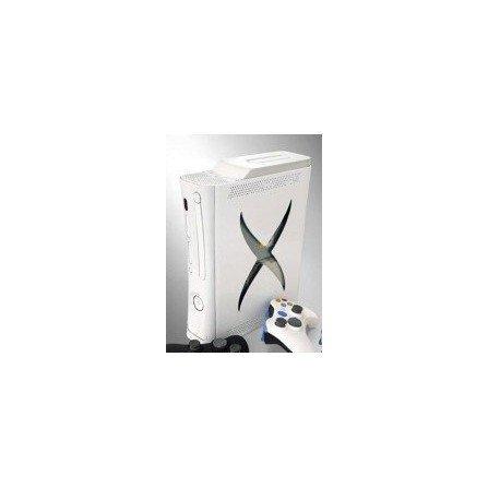 Carcasa camaleon blanca XBOX360 (12 colores en 1 carcasa)