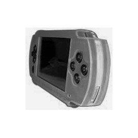 Protector silicona antigolpes PSP *Blanco*