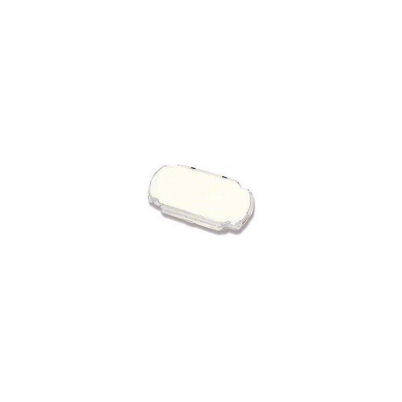 Estuche PlayGear Pocket + Protectores antipolvo PSP - BLANCO -