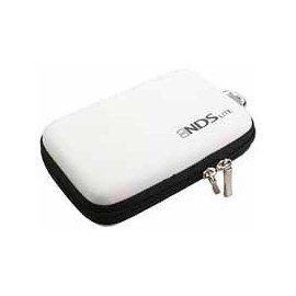 Estuche bolsa transporte AirForm DS Lite / 3DS - Blanco Perla -