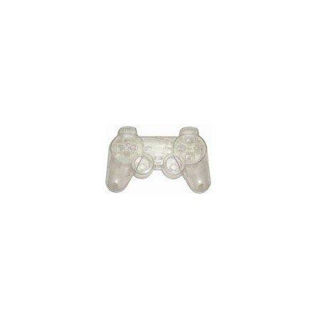 Carcasa mando TRANSPARENTE PS2
