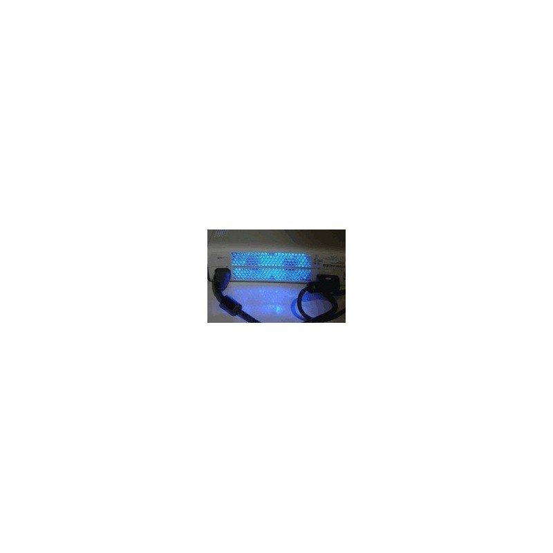 Ventilador interno WHISPER XBOX360 - Neon Azul -
