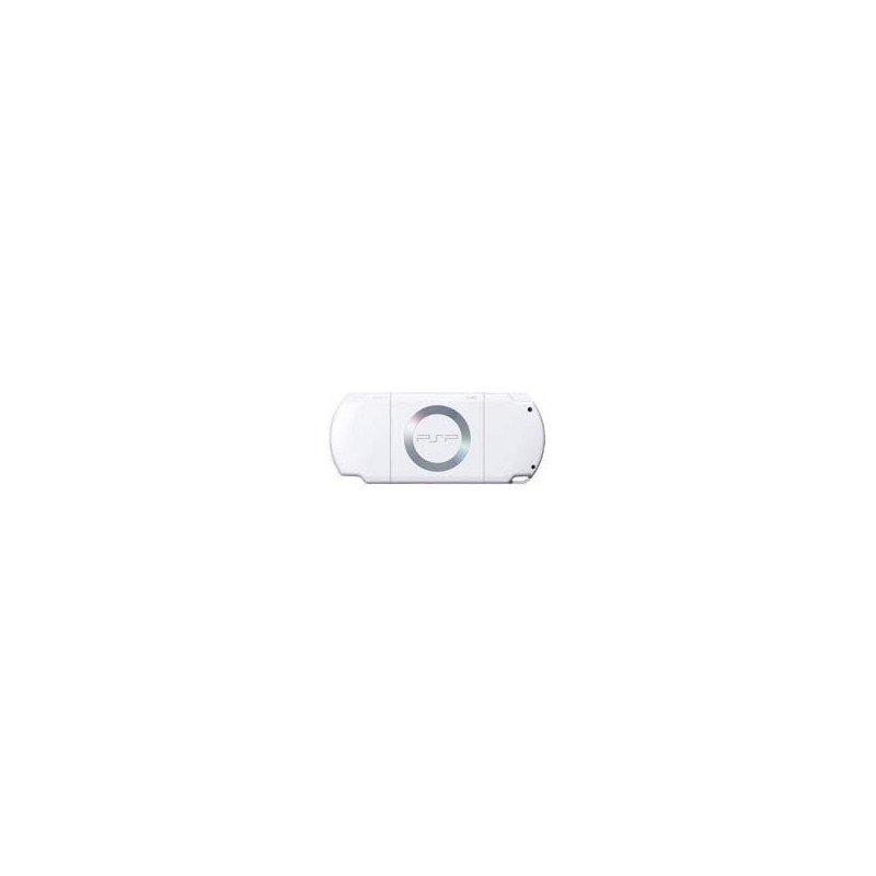 Carcasa Trasera PSP 1000 ( Blanca )