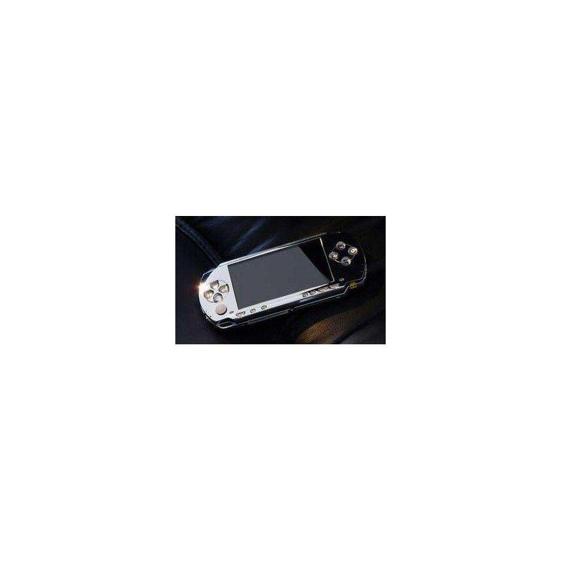 Carcasa superior PSP 1000 + Botones ^^ Cromada ^^