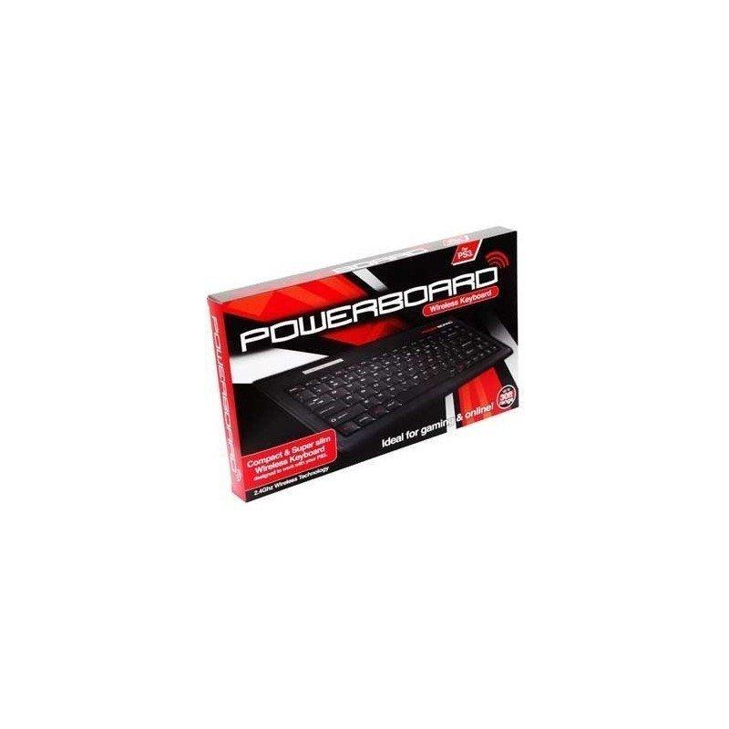 Teclado PowerBoard DATEL  ( inalambrico ) PS3