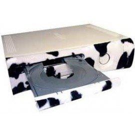 Carcasa frontal xbox360 ^ Piel de vaca ^
