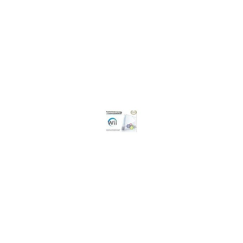 Set de protectores anti-arañazos Wii