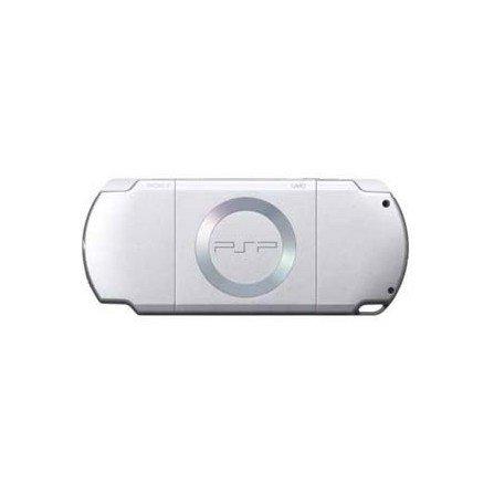 Carcasa Trasera PSP 2000 ( Plata )