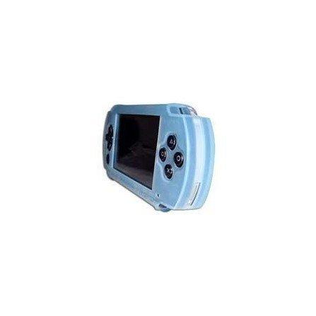 Protector silicona antigolpes PSP *Azul Cielo*