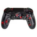 Mando DualShock 4 TOP Red Skull MODz