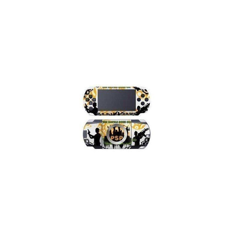 Urban Wars skin PSP