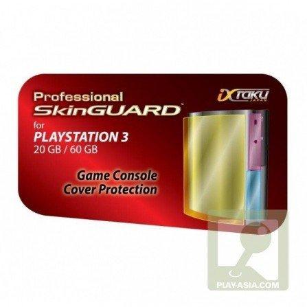 Pegatina Protectora Anti-Arañazos PS3