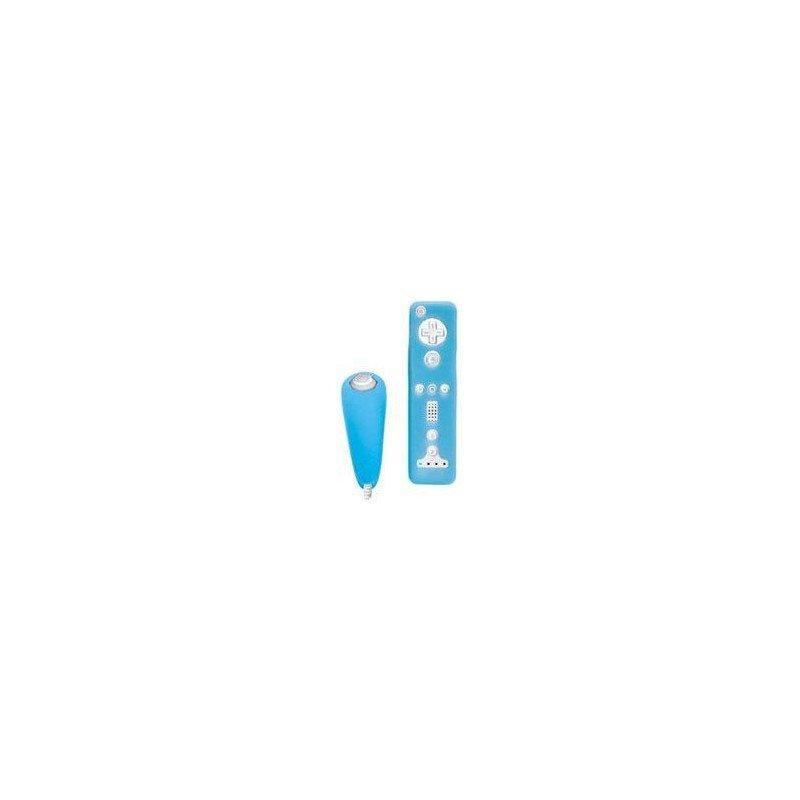 Protectores Silicona para mandos Wii *Azul*