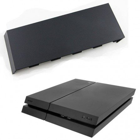 Tapa HDD Disco Duro PS4 Fat - Mate NEGRA