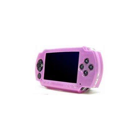Protector silicona antigolpes PSP 2000/3000 *Rosa*