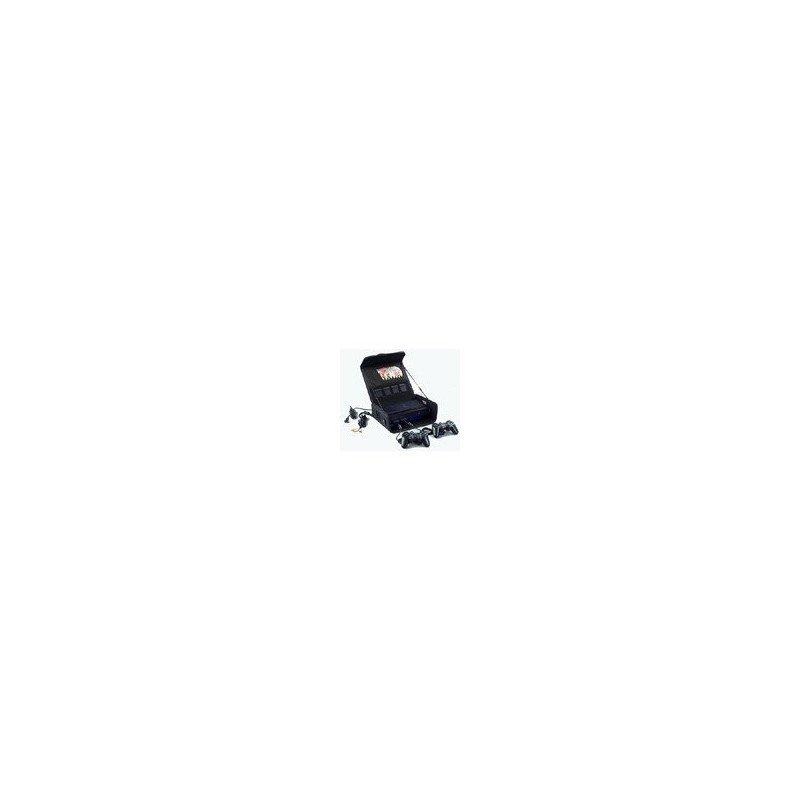 Mochila transporte PS2 - Verde -