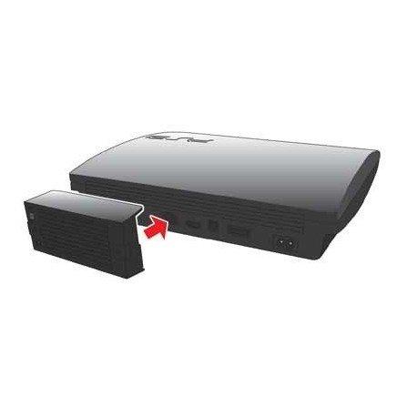 Ventilador Externo Refrigerante - PS3 Slim