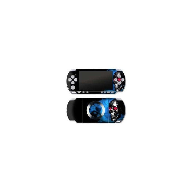 DSKULL skin PSP 2000/3000