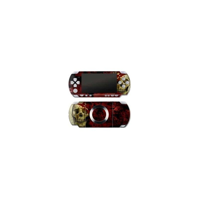 Calavera Gore skin PSP 2000/3000