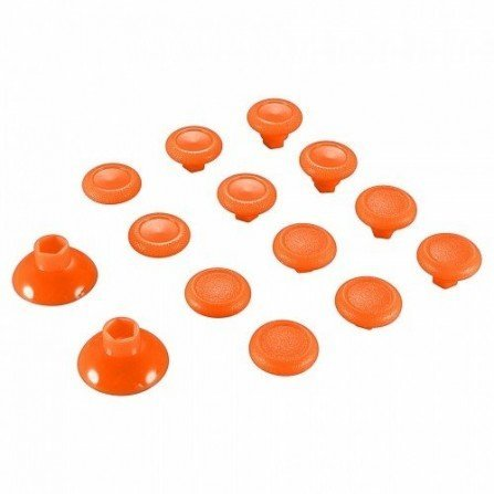 Kit Joysticks intercambiables PS4 / XBONE NARANJA