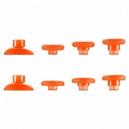 Kit Joysticks intercambiables PS4 / XBONE - NARANJA