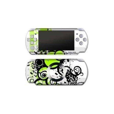 Simply Green Skin PSP 2000/3000