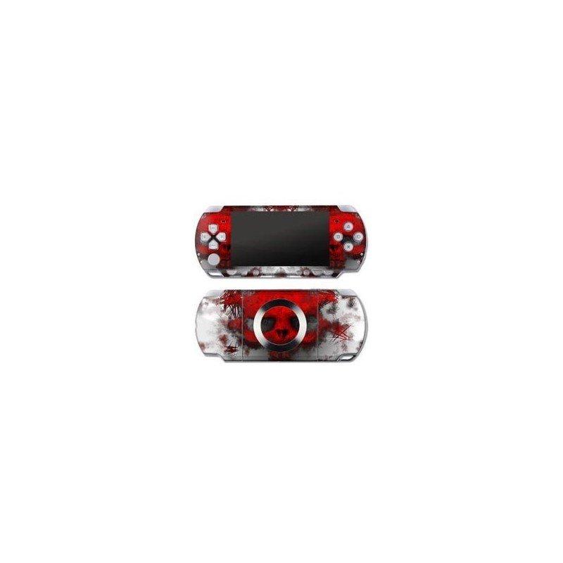WAR Blanco Skin PSP 2000/3000