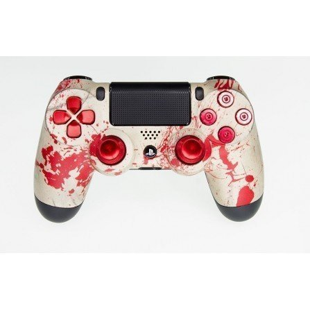 Mando PS4 Personalizado - OLD BLOOD