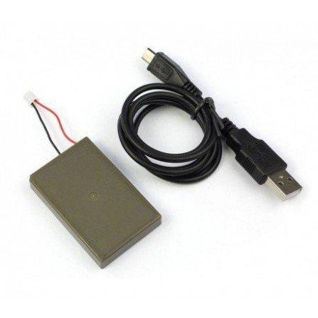 Batería + Cable mando Dualshock 4 PS4 (V2) - CUH-ZCT2x