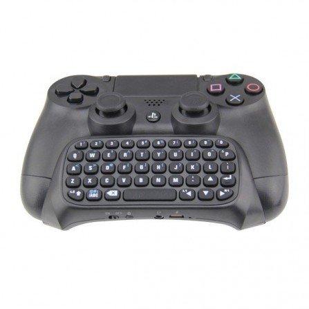 Teclado multimedia para mando PS4