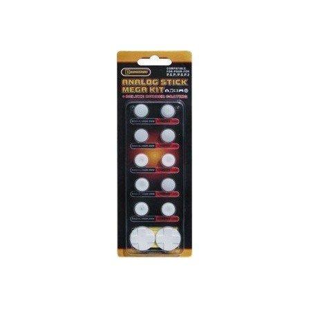 Kit Mega Joystick´s PSP 1000/2000/3000 ( Blancos )
