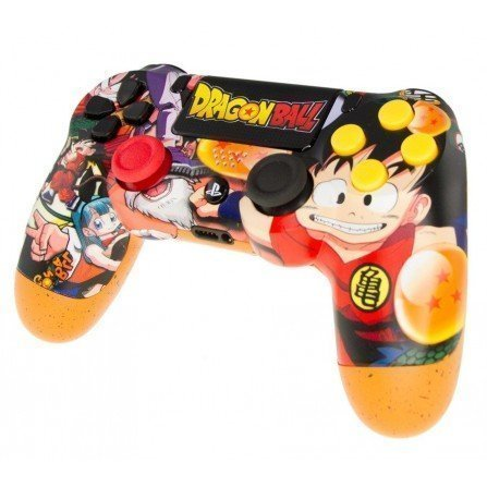 Mando PS4 Personalizado - DRAGON BALL