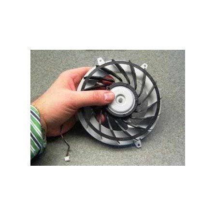 Ventilador interno 15 ASPAS  ORIGINAL PlayStation 3 FAT