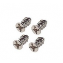 Pack 4 tornillos palancas SCUF
