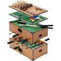 Mesa de juegos ( 7 en 1 ) Billar - Futbolin - Ping Pong - Ajedrez..