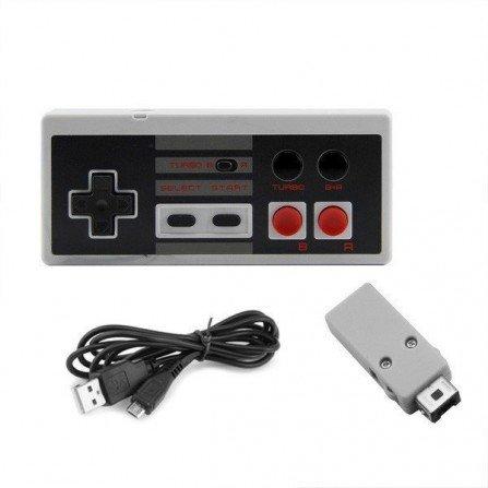 Mando clasico INALAMBRICO Mini NES