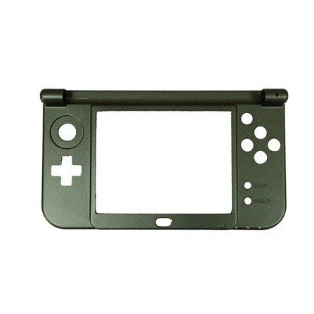 Carcasa NEW 3DS XL (solo parte de bisagras)
