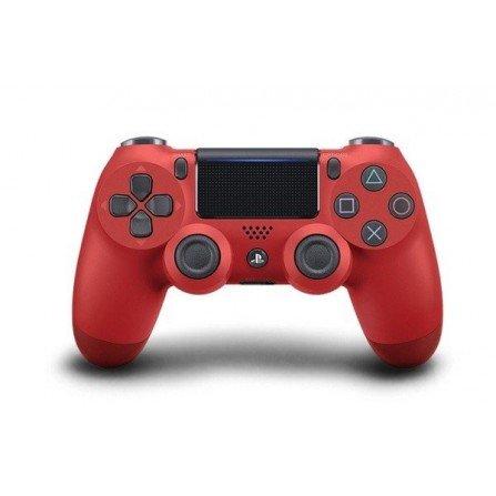 Mando DualShock 4 V.2 PS4 MAGMA RED