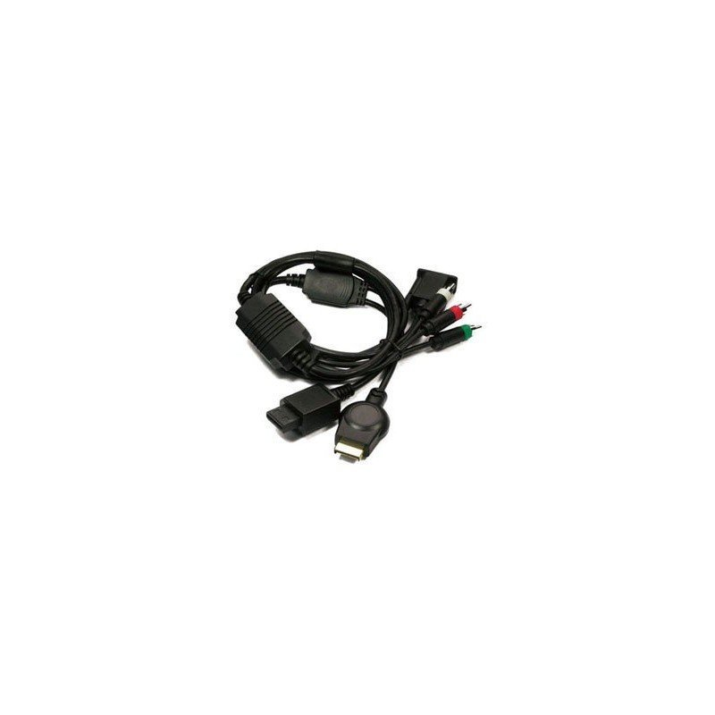 Cable VGA PlayStation3 / Wii (conecta la consola al monitor PC)