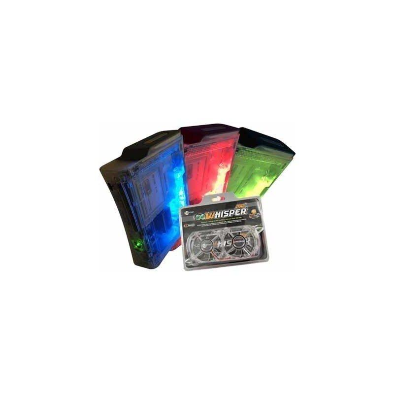 Ventilador Whisper Legacy ( 3 en 1 ) XBOX360 FAT