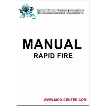 Manual de usa chip rapid fire PS4