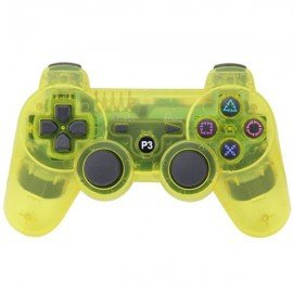 Mando inalámbrico PS3 - Cristal YELLOW