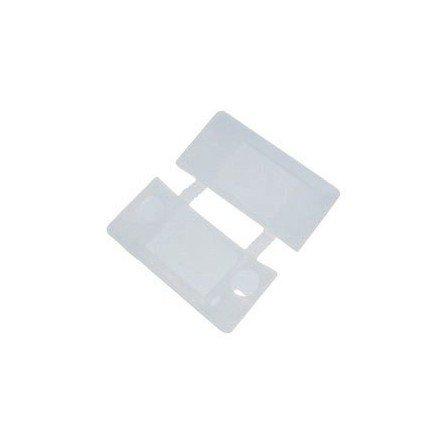 Protector silicona antigolpes NDS Lite - Blanco -