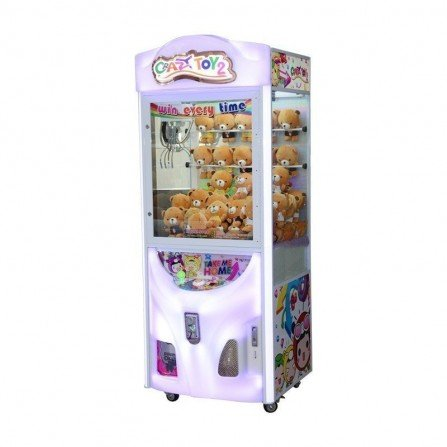 Maquina vending gancho - Crazy Toy 2