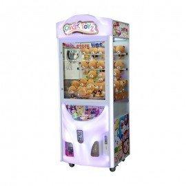 Maquina de gancho - Crazy Toy 2