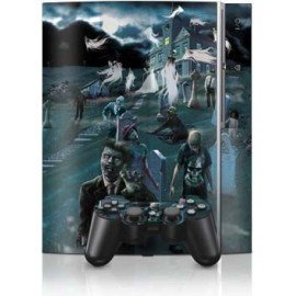 Zombies skin PS3