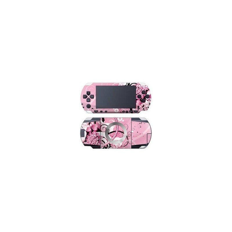 Her Abstraction skin PSP
