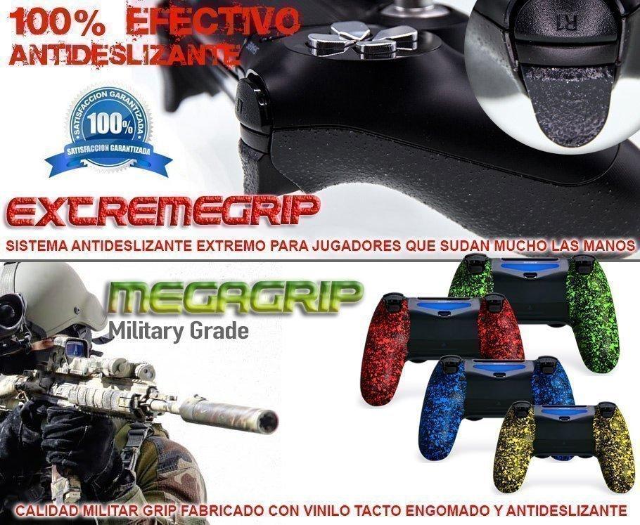 GRIP ANTIDESLIZANTE MILITAR MANDO PS4